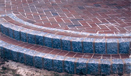 Einfassung Granit Palisaden