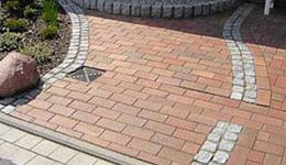 Eingangspodest aus Granit