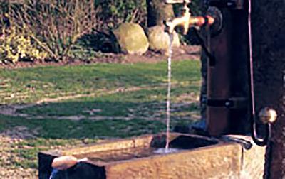 Natursteinarbeiten - Brunnen